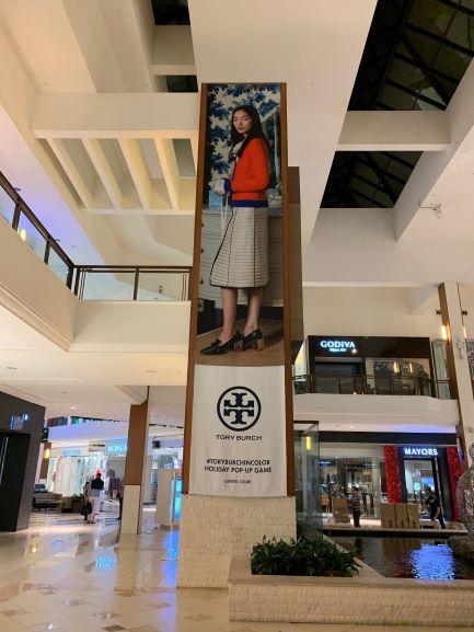 Tory Burch mall retail