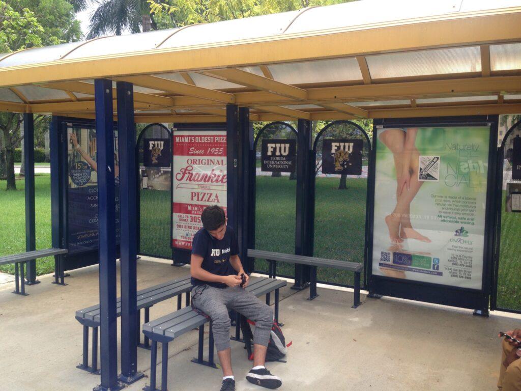 FIU Bus Shelter